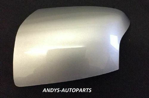 FORD FOCUS 05-08 WING MIRROR COVER LH OR RH SIDE IN ARGENTO